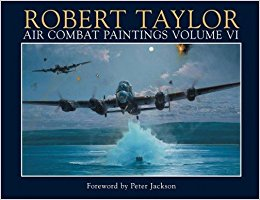 Robert Taylor No.6 RAF Cover