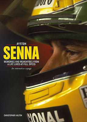 Senna- Memories & Mementoes