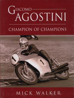 Giacomo Agostini - By Mick Walker