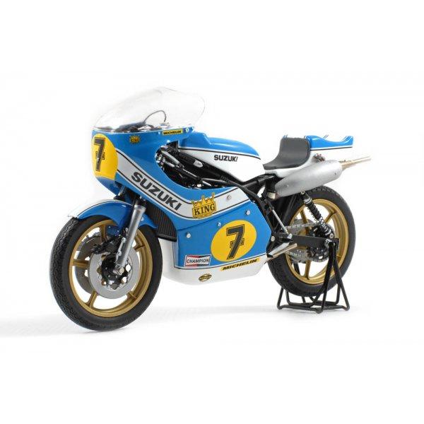 Barry Sheene 1975 Suzuki