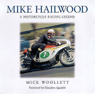 Hailwood Mick Woollett Book