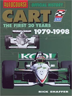Signed Autocourse Cart First 20 Years