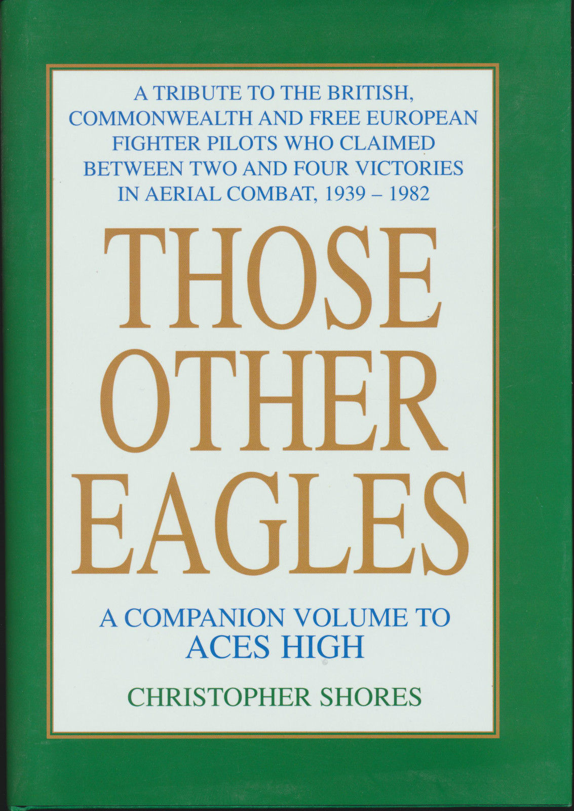 Those Other Eagles