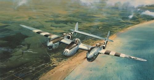 Doolittle D-Day-Robert Taylor