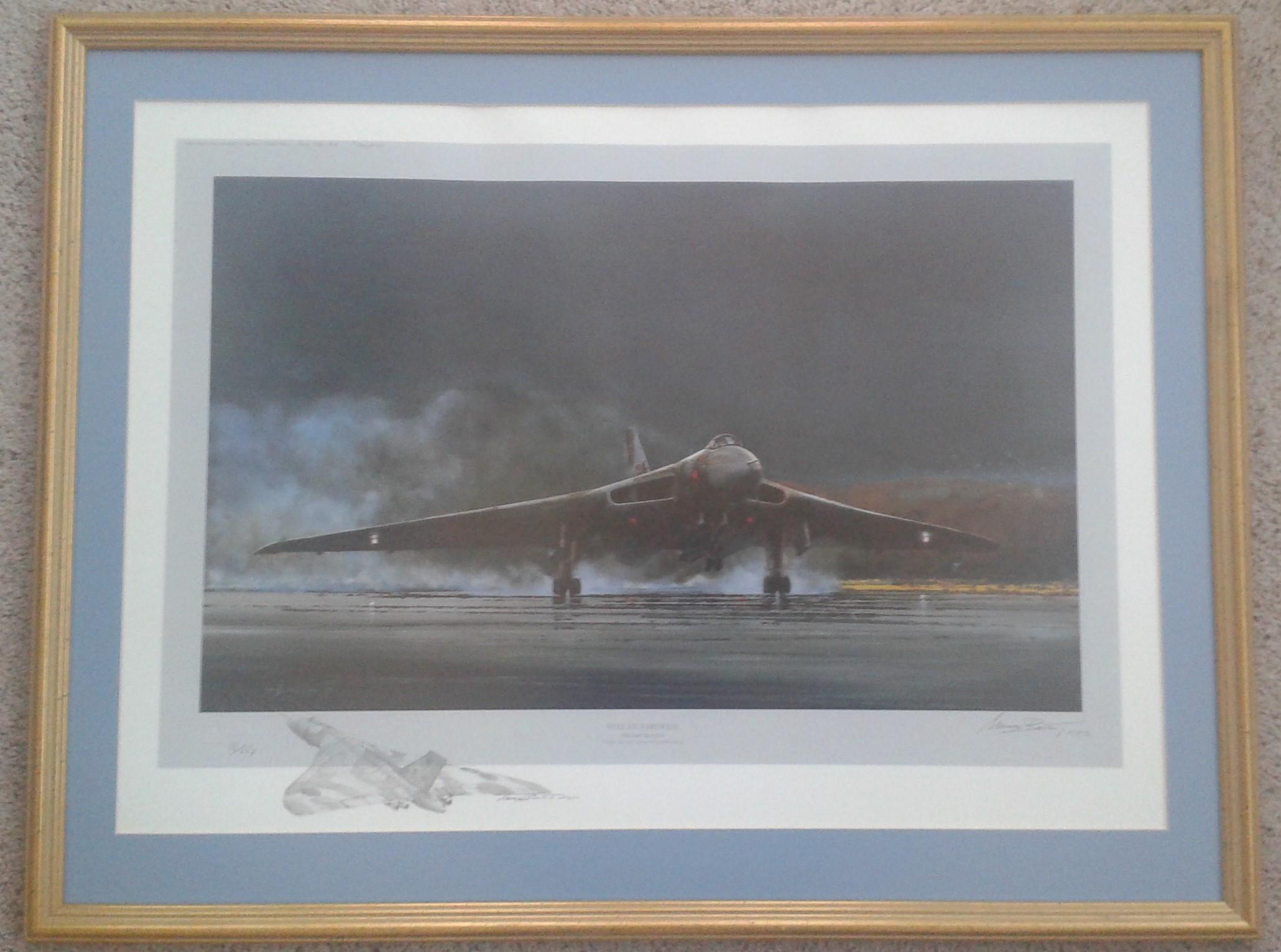 Vulcan Farewell Remarque-Michael Rondot
