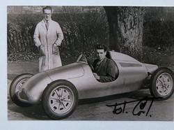 John Cooper Signed Photo