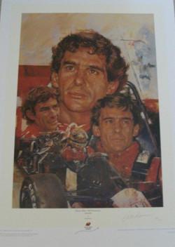 Ayrton Senna Tribute- Craig Warwick
