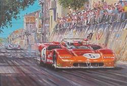 """""""Targa Florio 1971"""" - Nicolas Watts"""