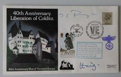 40th Anniversary Liberation Colditz