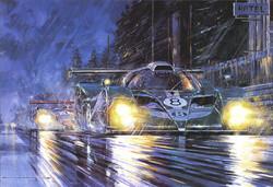 Bentley Returns by Nicolas Watts (Multi Signed)