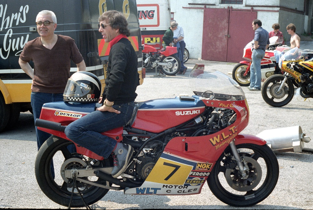 Phil Read IOM 1982