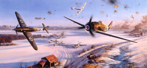 Operation Bodenplatte-N. Trudgian