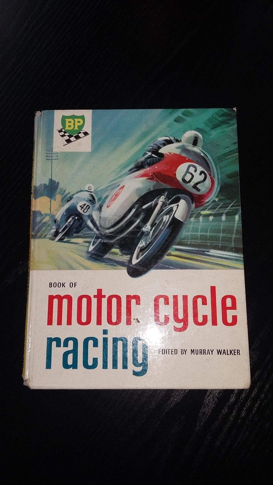 Motorcycle Racing -Murray Walker