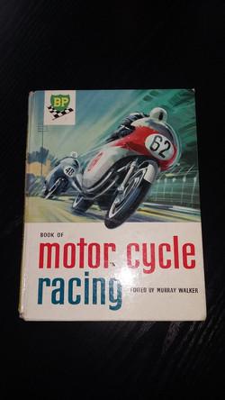 Motorcycle Racing -Murray Walker