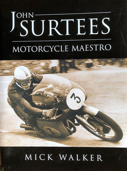 John Surtees-Mick Walker