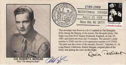 Robert Morgan Signed