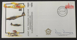 Doreen Dunning Signed FDC