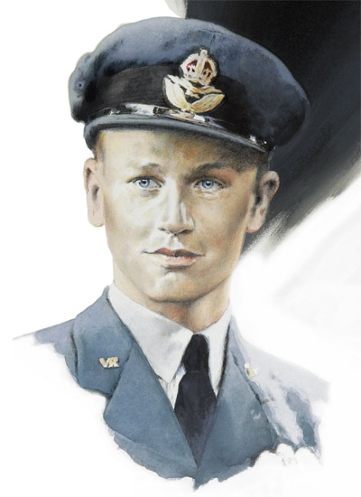 Wing Commander-Tom Neil By Geoff Nutkins