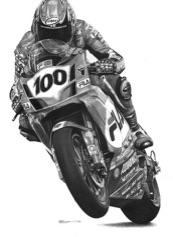 Neil Hodgson WSK Ducati