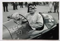 Toulo de Graffenried Silverstone 1949