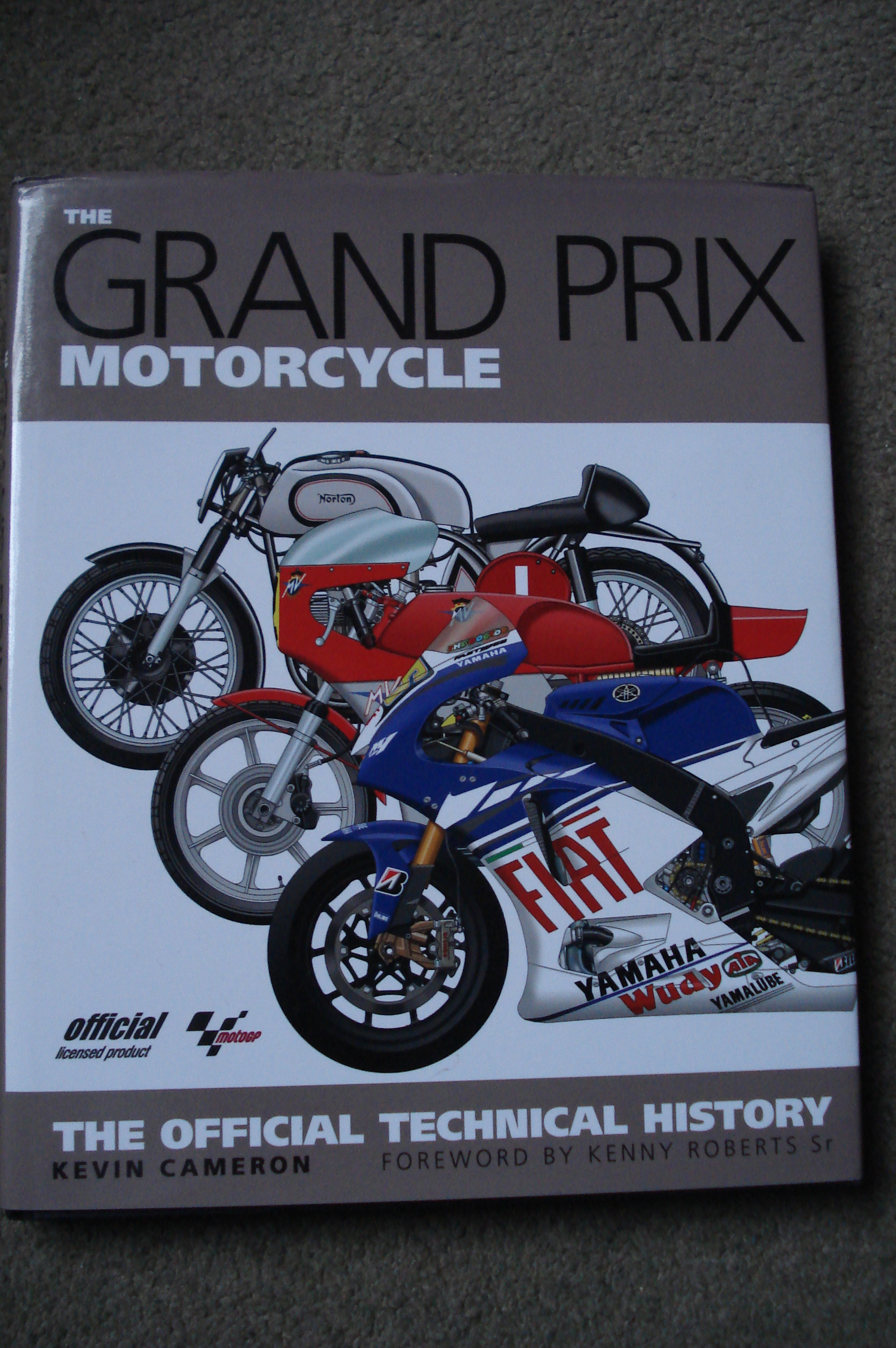 The Grand Prix Motorcycle-Kevin Cameron