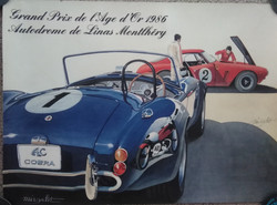 Poster/Print 1986 L'Age D'Or Lanvin