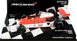 J.Hunt 1977 McLaren 1:43