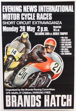Brands Hatch 1969 Poster