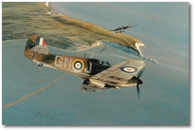 Hurricane Attack by Robert Taylor