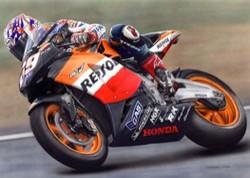 Nicky Hayden Repsol Honda