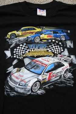 DTM 2004 Audi T-Shirt