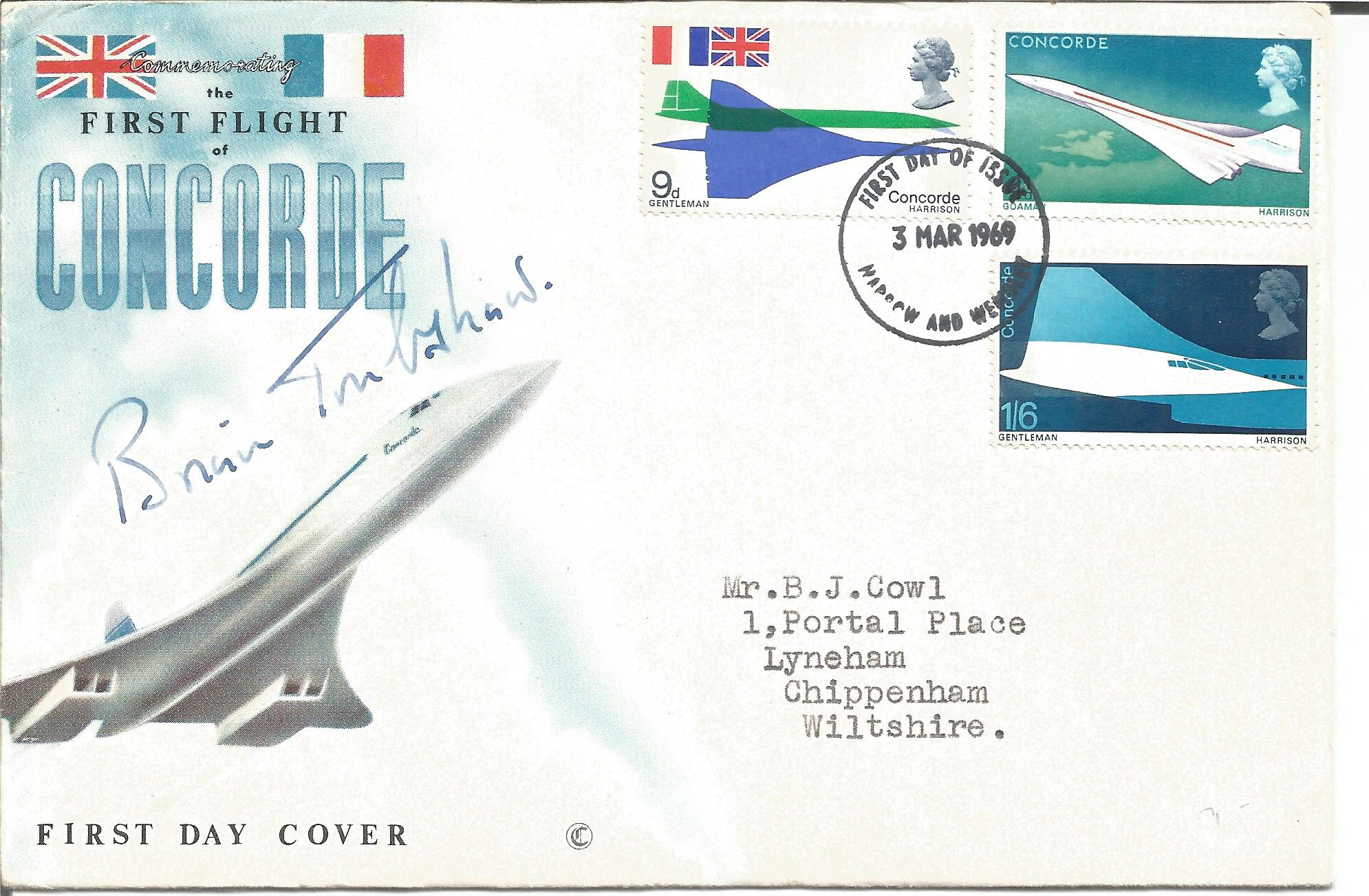 Trubshaw-Concorde Cover