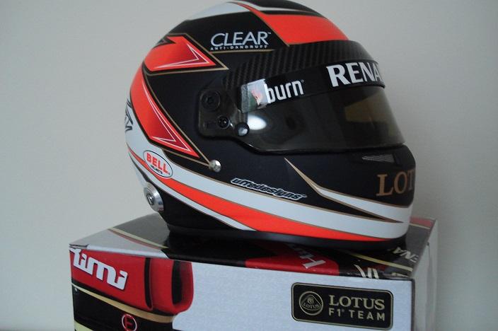 Raikkonen 2013 Lotus