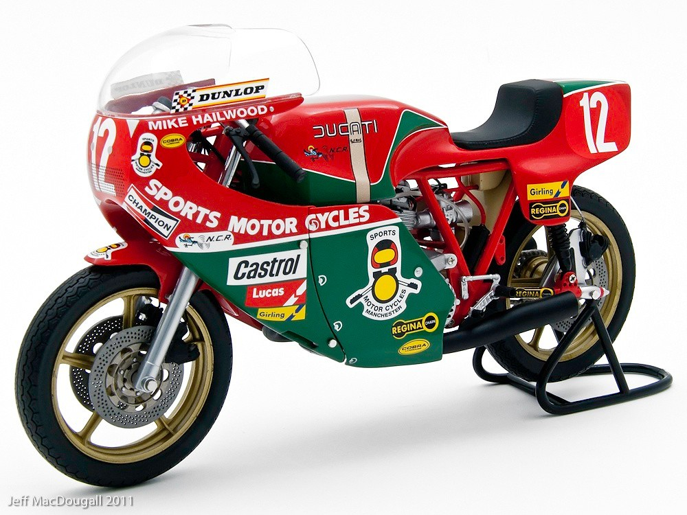 Mike Hailwood 1978 Ducati
