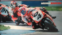 Fogarty-Hodgson-Chili Ducati Poster