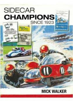 Sidecar Champions-Mick Walker