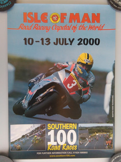 Southern 100 Poster-2000