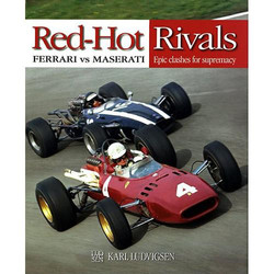 Red Hot Rivals-by Karl Ludvigsen (signed)