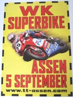 WK Superbike Assen 2004