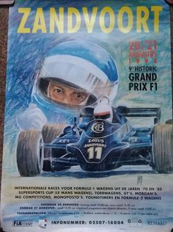 Zandvoort Historic GP 1994
