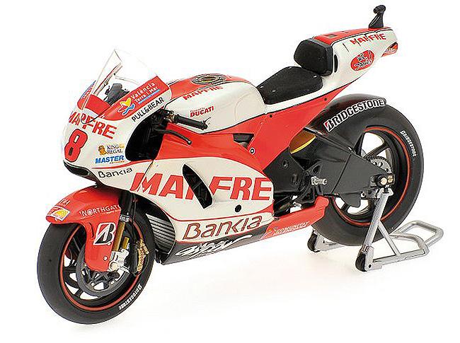 Hector Barbara Ducati GP11