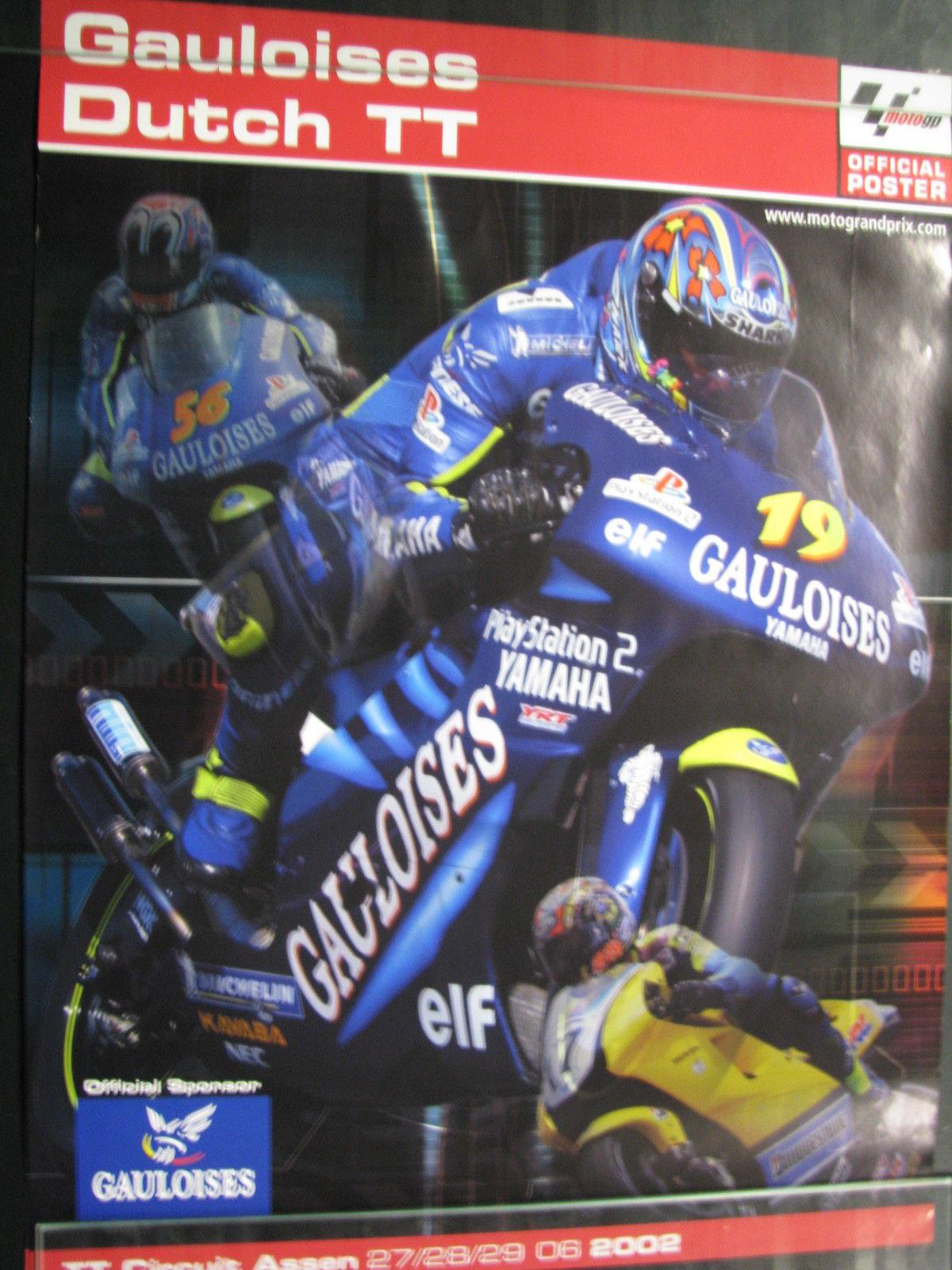 2002 Assen Poster