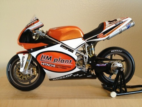 Chris Walker 2003 Minichamps Ducati