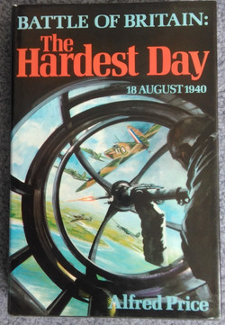 The Hardest Day signed by Douglas Bader