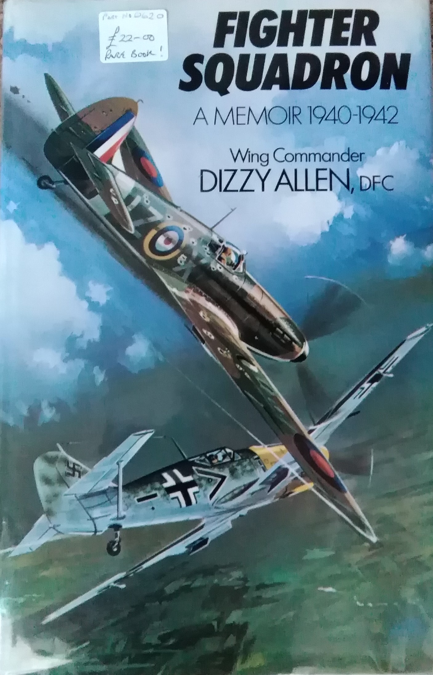 Fighter Squadron-Dizzy Allen