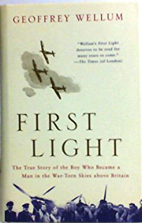 First Light- Geoffrey Wellum