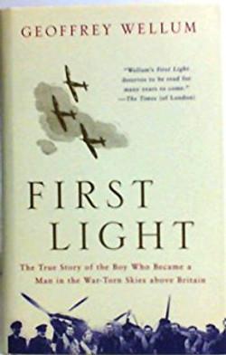 First Light- Geoffrey Wellum