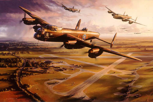 Bomber Force-Nicolas Trudgian