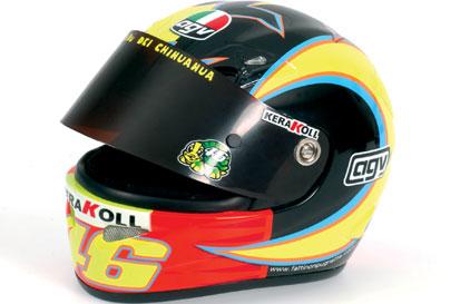 Valentino Rossi 2005 1:2 Helmet