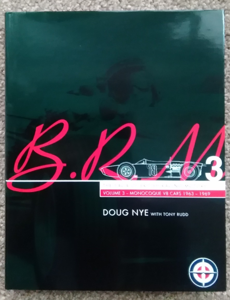 BRM No.3 By Doug Nye